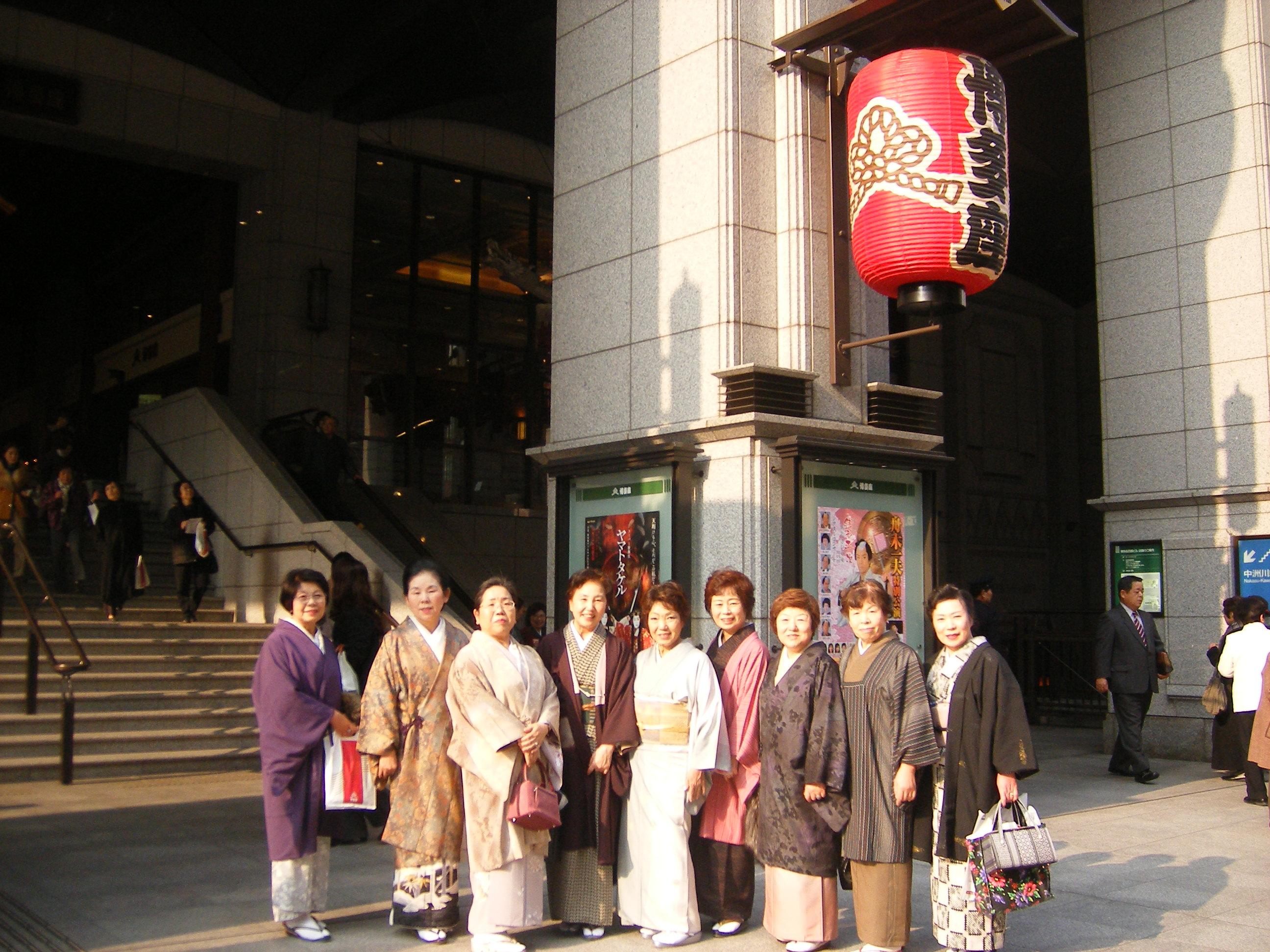 博多座にて
