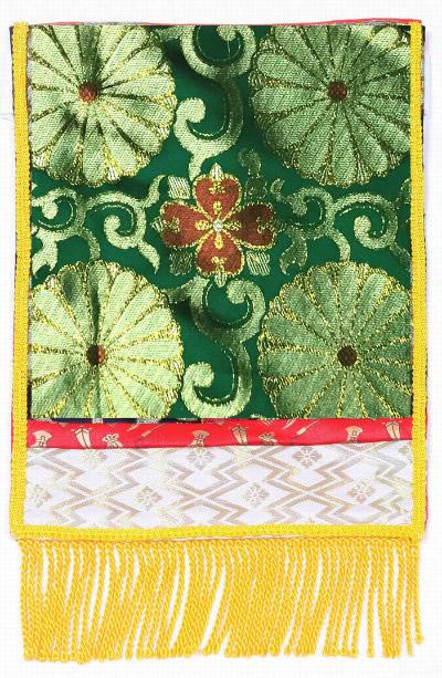 No.12 緑菊