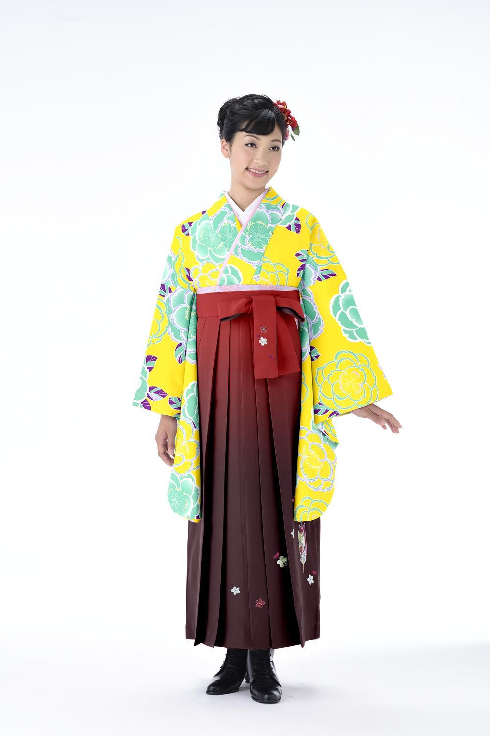牡丹桜 黄