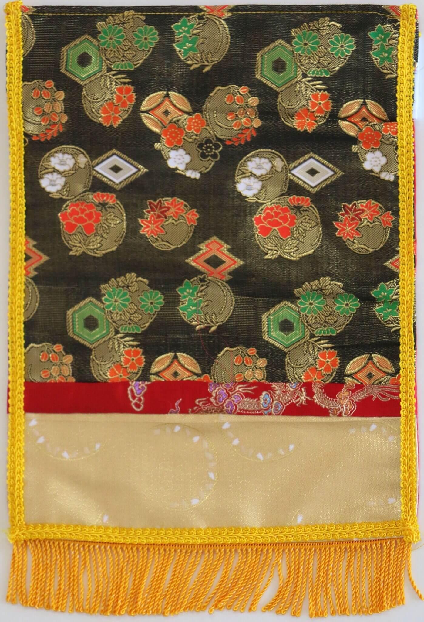 No.20 黒小紋